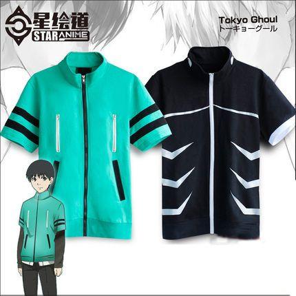 2017 Wholesale New Arrival Tokyo Ghoul Sweatshirt Men Unisex Short ...