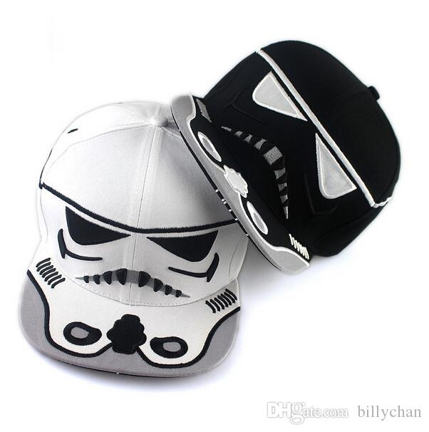 Star Wars Snapbacks Caps Star Wars Chapeaux Star Wars Baseball Cap La force se r
