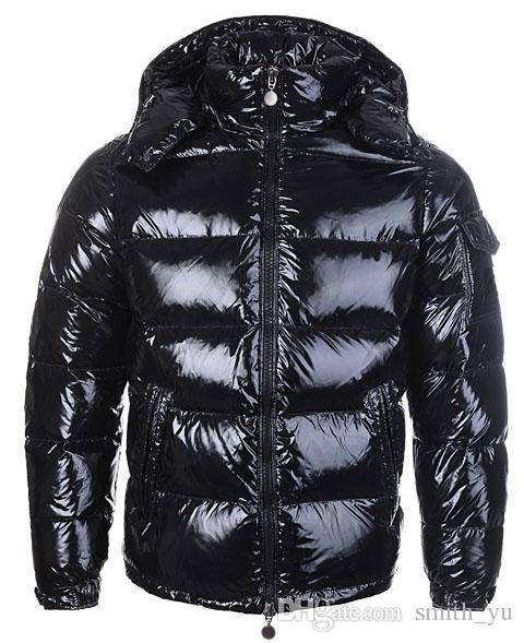 High Quality Winter Down Jacket Maya Men's Warm Anorak Hooded Coat ...