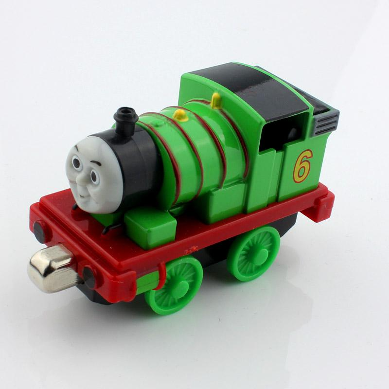 2016 percy thomas and friends trains baisc style cute cartoon mini tomas magnetic train diecast. Black Bedroom Furniture Sets. Home Design Ideas