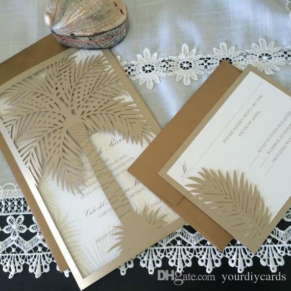 newest 2016 newmengxing wedding invitation, custom laser cut, Wedding invitations