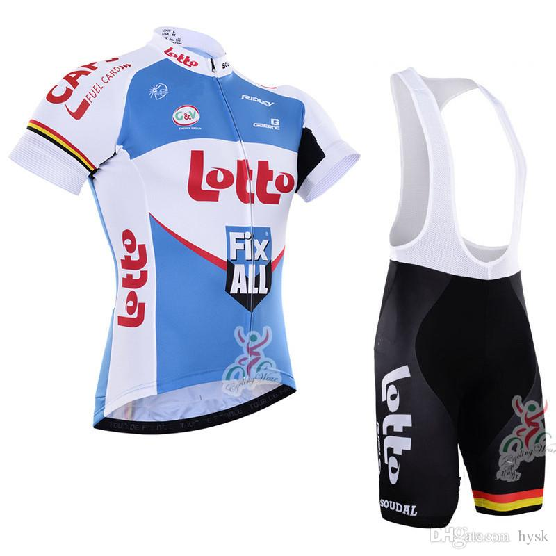 lotto cycling jersey