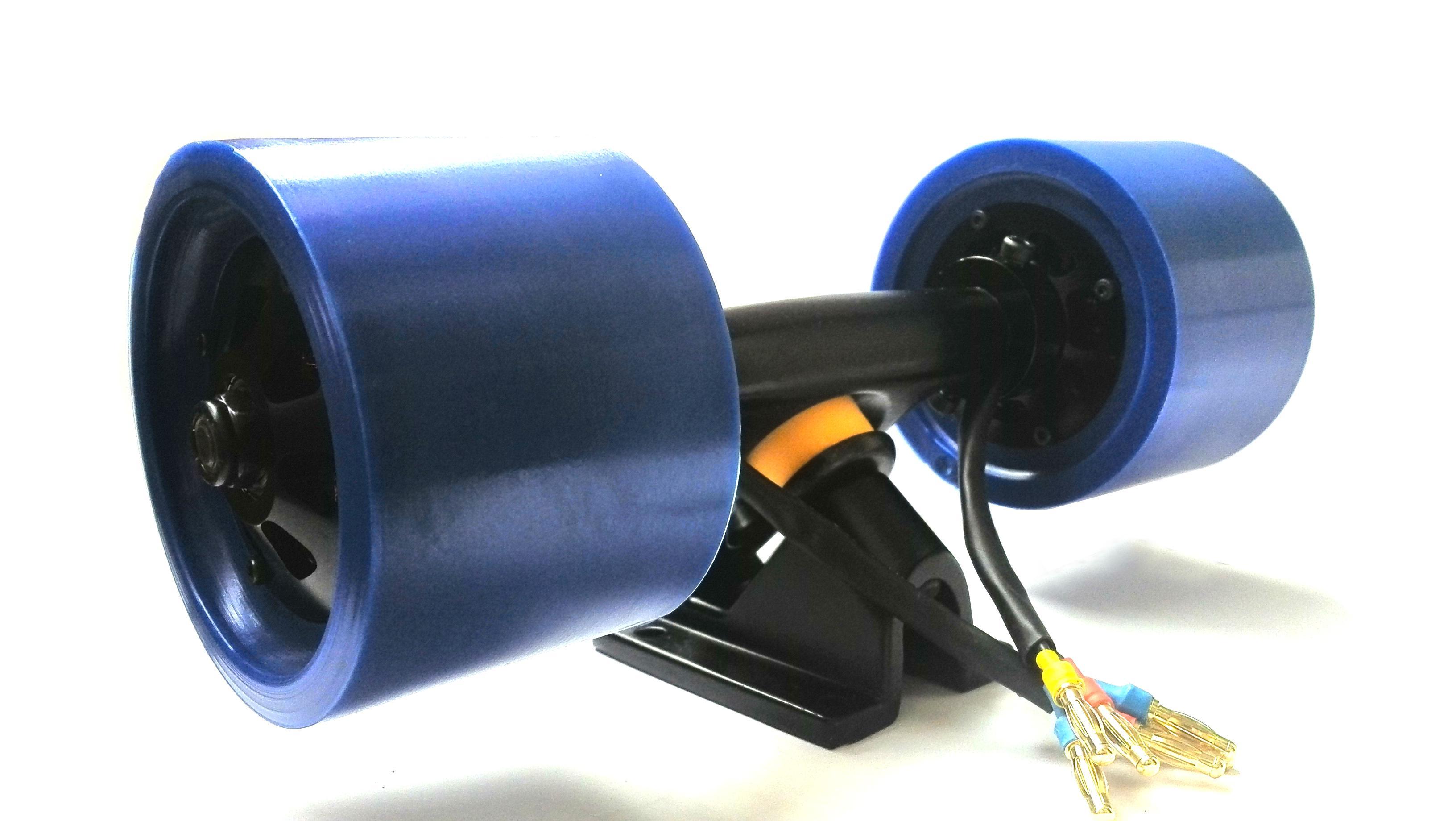 Dual Hub Motor Kit For Electric Skateboard Longboard For
