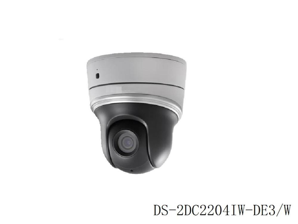 Ds 2dc2204iw De3/W 2mp/1080p Wifi Mini Ptz Camera Ip Camera ...