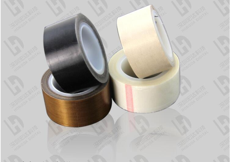 Teflon tape thickness of mm to