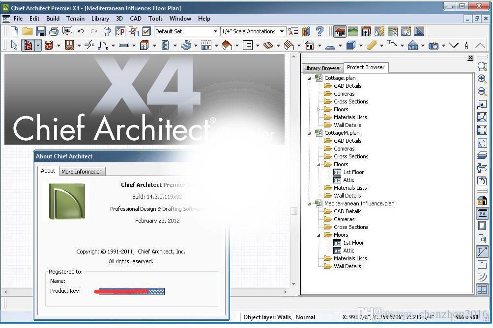 chief architect x10 activation key free