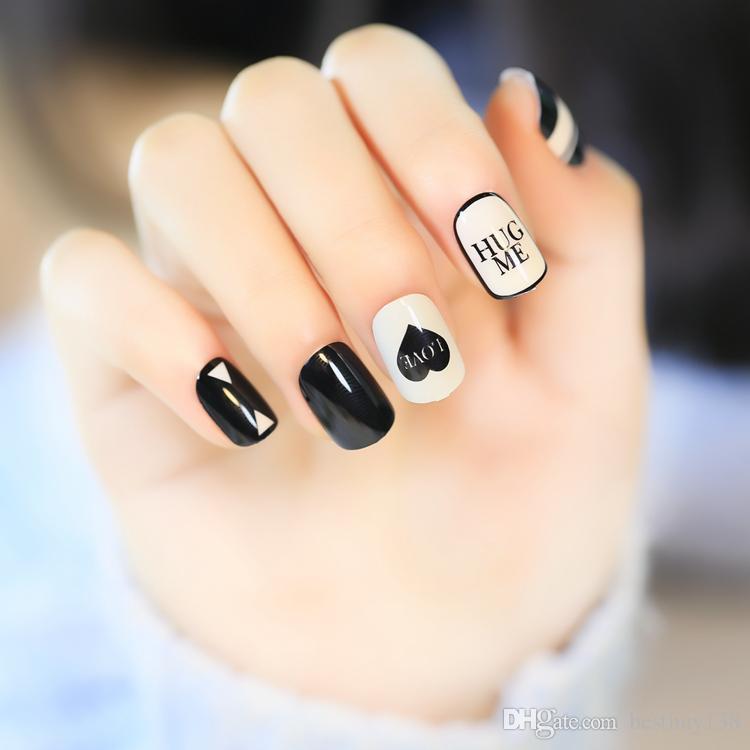 25 Best Holiday Nail Art Design Ideas   Korean nail art