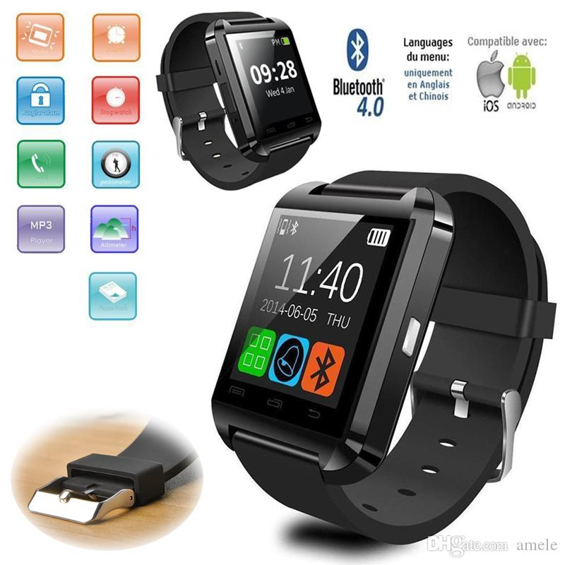 2016 Factory Wholesale Cheap U8 Smartwatch , U8 Bluetooth ...