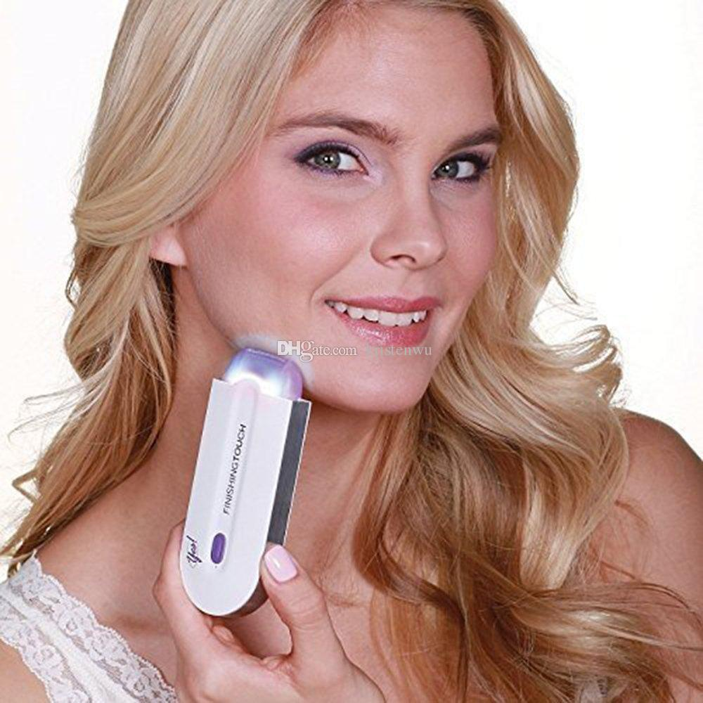 Image result for YES FINISHING TOUCH SHAVER