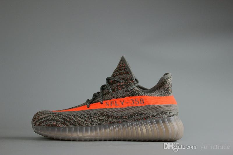 ADIDAS YEEZY BOOST 350 V 2 BY 9611 SPLY BLACK / GREEN Cheap Sale