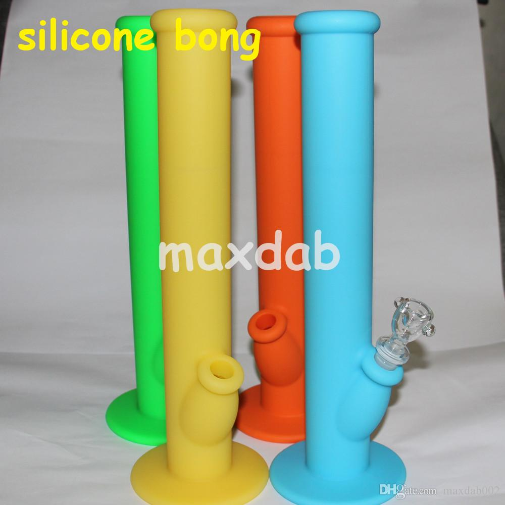 how to clean silicone bong
