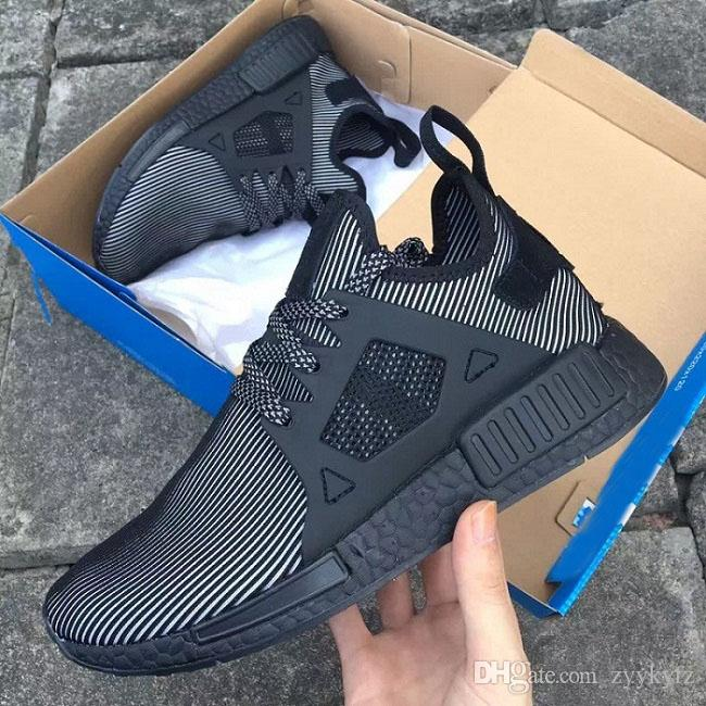 Adidas NMD XR1 PK Primeknit BB3685 SZ 7 Women's / 5.5 Men's