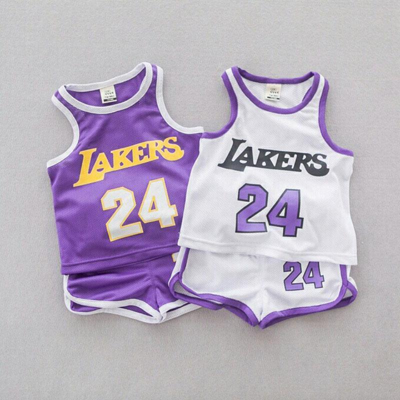 Wholesale New 2016 Baby Sports Clothing Set Girl Boy