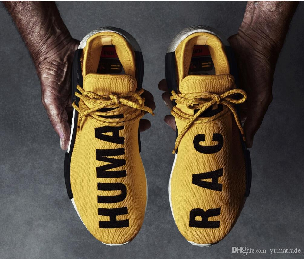 NMD Human Race Runner Boost,Pharrell39;s Runners and Trainers NMD Boost