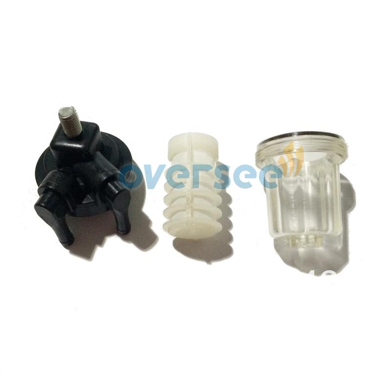 2017 aftermarket outboard 61n 24560 00 fuel filter assy for Yamaha outboard fuel filters