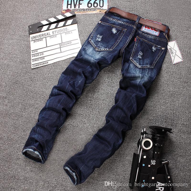 Designer Jeans 2016 Hot Mens Designer Jeans Famous Brand Pant Jean