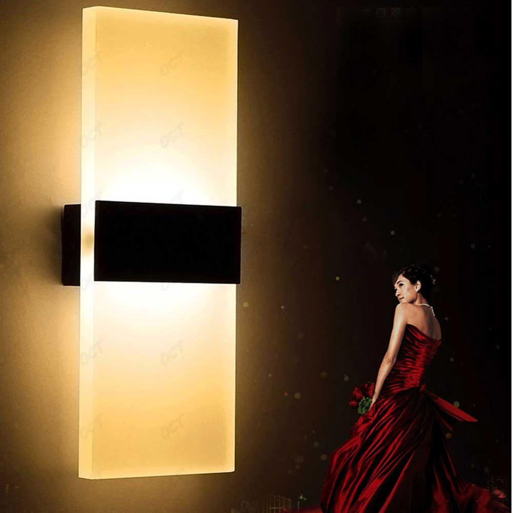 Modern Led Bedroom Wall Lamps