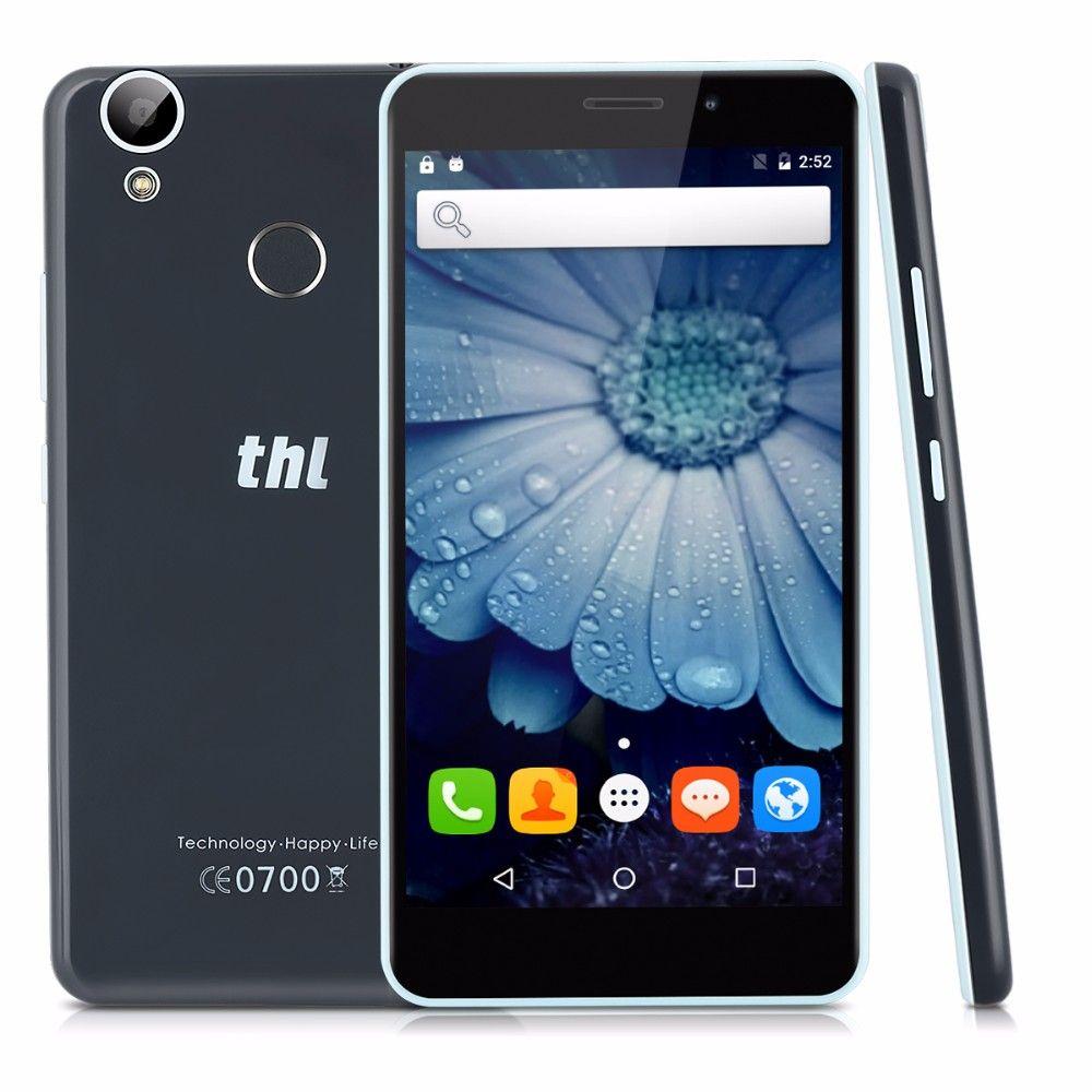 Camera Quad Core Android Phones original thl t9 pro 5 inch mt6737 quad core android 6 0 dual sim cards mobile