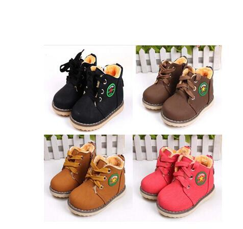 Discount Baby Shoes Girl Winter Padded | 2017 Baby Shoes Girl ...