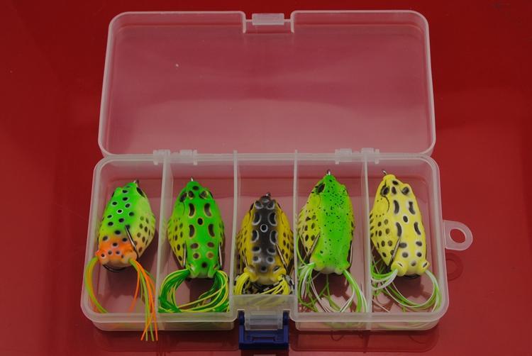 hot sale new frog lure frog baits fishing soft plastic baits hook, Soft Baits