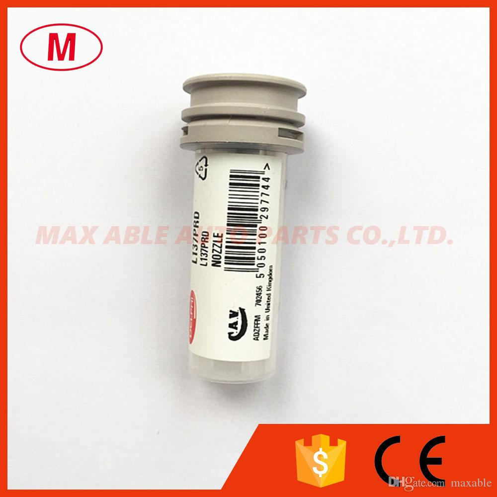 L137PBD L137PRD original Common rail nozzle for EJBR03701D, EJBR02901D, EJBR02401Z