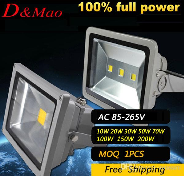 refletor led flood light ip65 waterproof 10w 20w 30w 50w. Black Bedroom Furniture Sets. Home Design Ideas