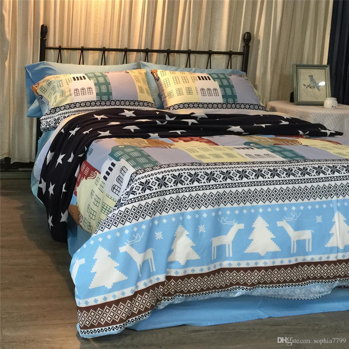 quality christmas bedding
