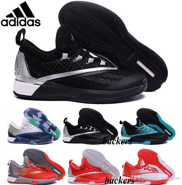 Adidas Basketball Shoes 2017 Low Cut
