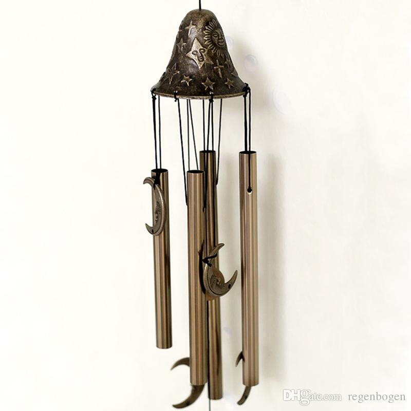 how to build a outdoor chimes bells aerophones