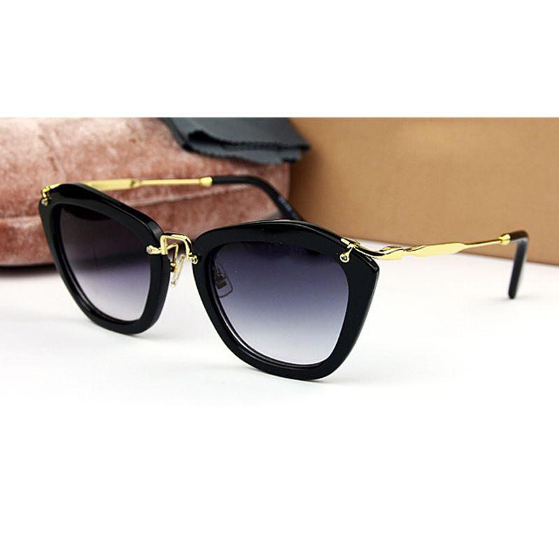 designer sunglasses women  2016 New Luxury Brand Designer Sunglasses Women Points Sun Fashion ...