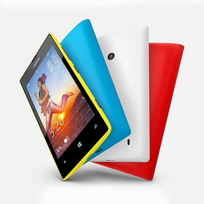 reviews of nokia lumia 520 and 720p