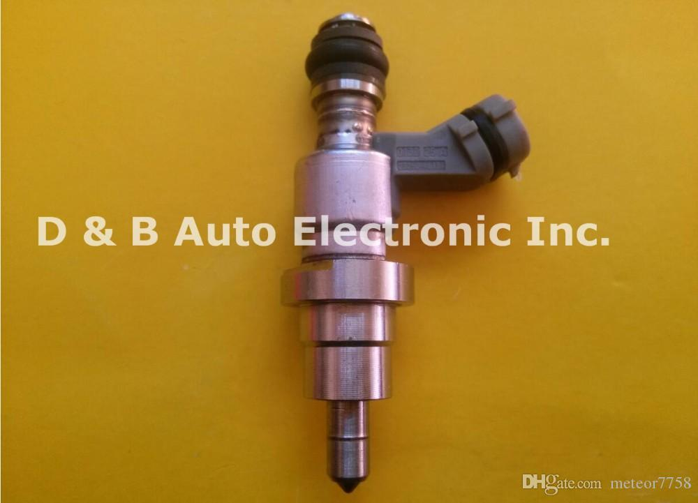 2017 / Japan Original Denso Fuel Injectors 23250 46131 23209 46131 Jets For Toyota From