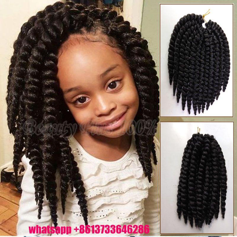Fantastic Fast Hair Short Length 12Inch Havana Mambo Twist Crochet Braids Hairstyles For Men Maxibearus