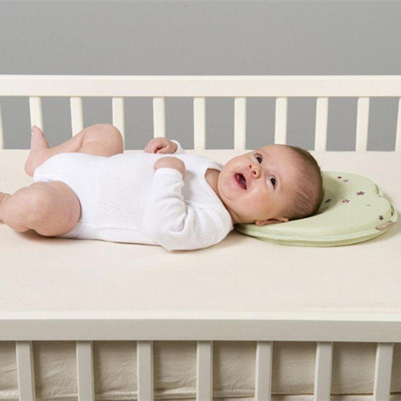 hot soft lovely heart baby memory foam pillow prevent flat head infant pillows support newborn baby anti migraine pillow shape kids pillows baby pillow
