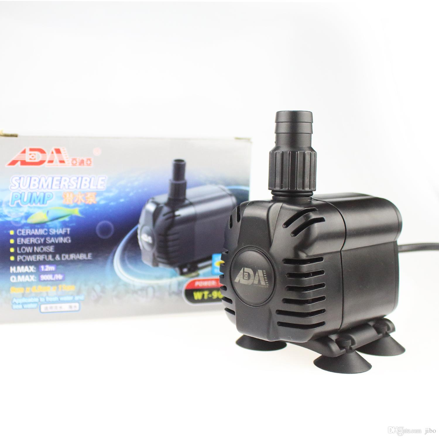 Aquarium fish tank pump - Ada Water Pump Mini Submersible For Aquarium Fish Tank Power Head Water Feature Tropical Marine