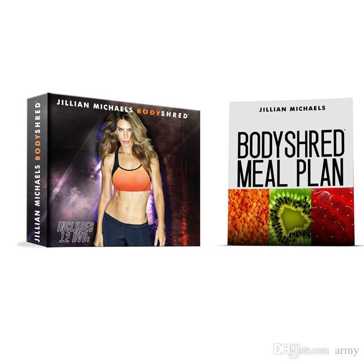 jillian michaels body shred meal plan pdf