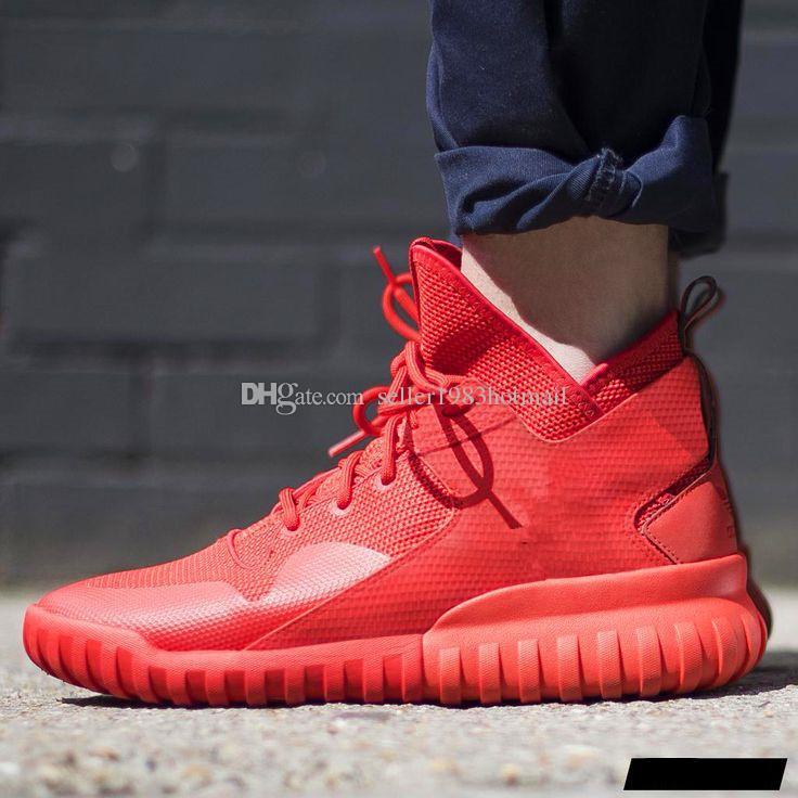 Adidas Men 's Tubular Invader Strap Shoes Beige adidas Canada