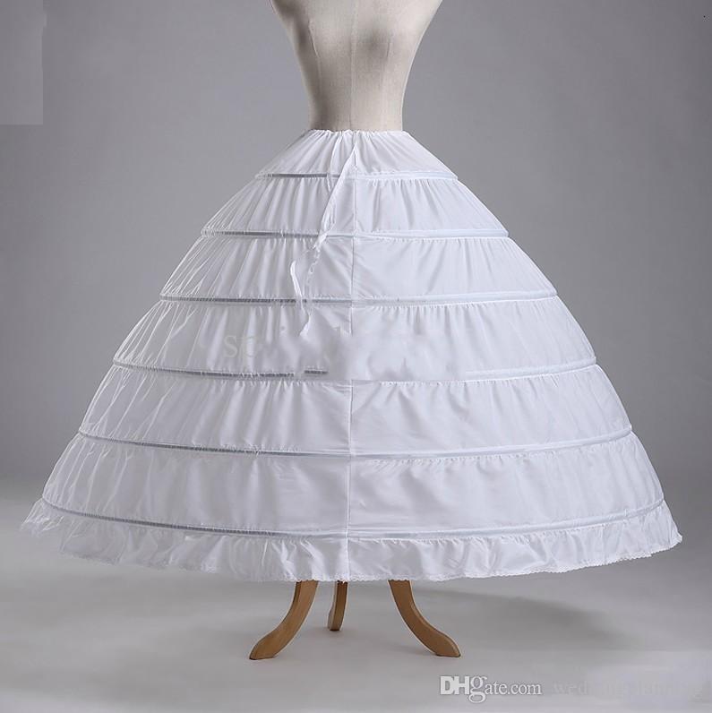 Ball Gown Wedding Dress Material : Women ball gown petticoats long elegant high quality material