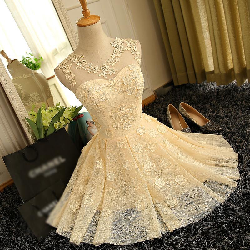 robe de soiree fashion bride banquet cocktail dress sweet. Black Bedroom Furniture Sets. Home Design Ideas