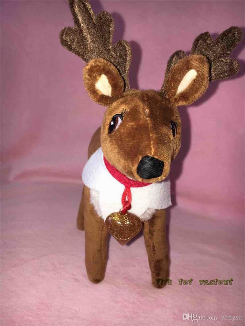 2017 2016 Cristmas Elf Pet Reindeer On The Shelf For Kids