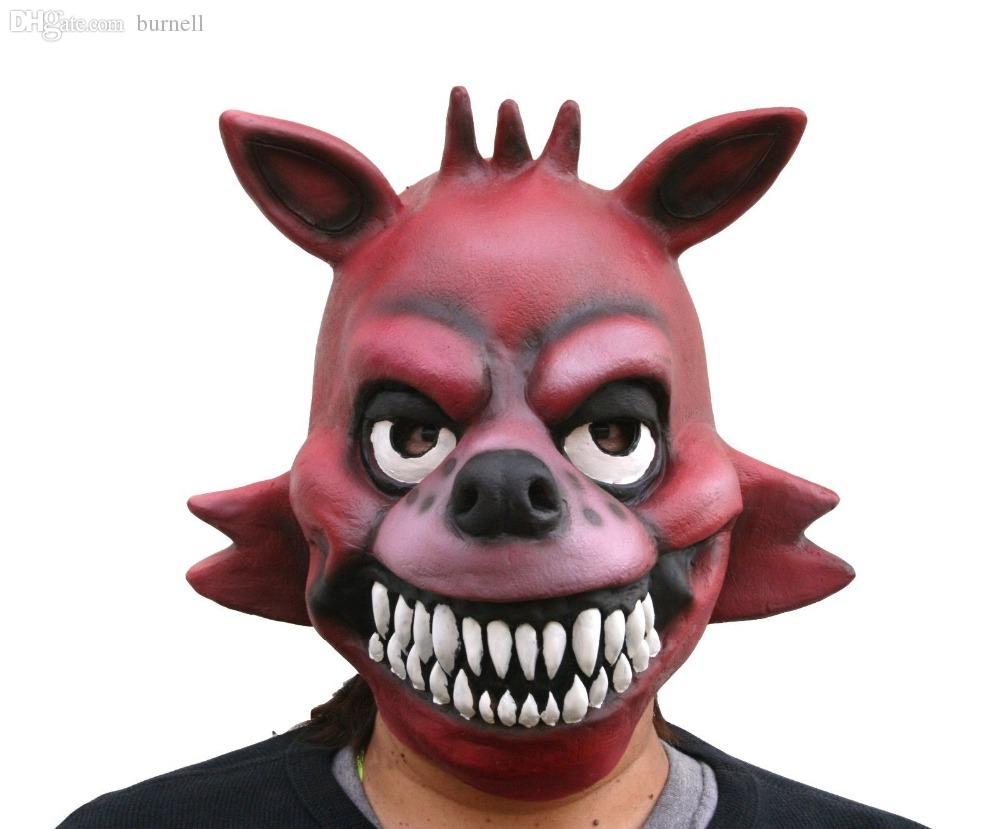 2017 Wholesale Halloween Mask Cosplay Adult Five Nights At ...