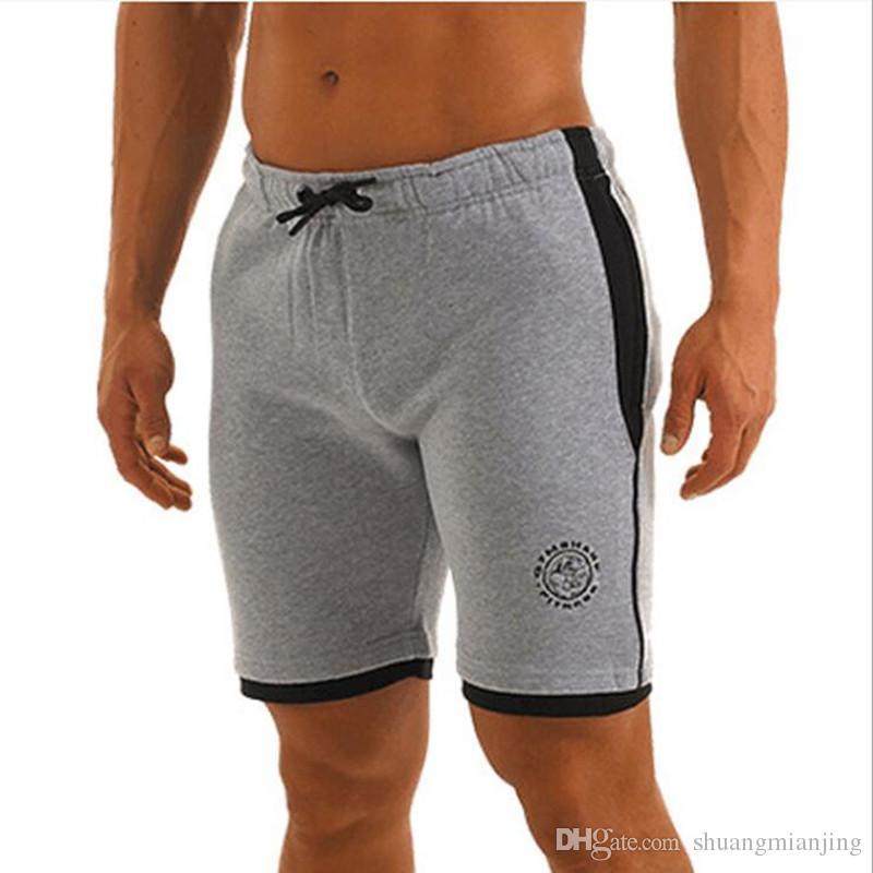 Summer Fashion Gymshark Shorts Men Fitness Basketball And Running ...