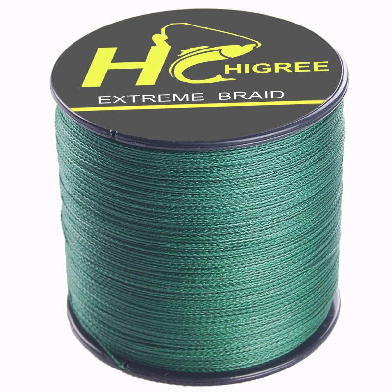 Higree new brand fishing line 500m wholesale 0 8 8lb 0 for Best fishing line brand