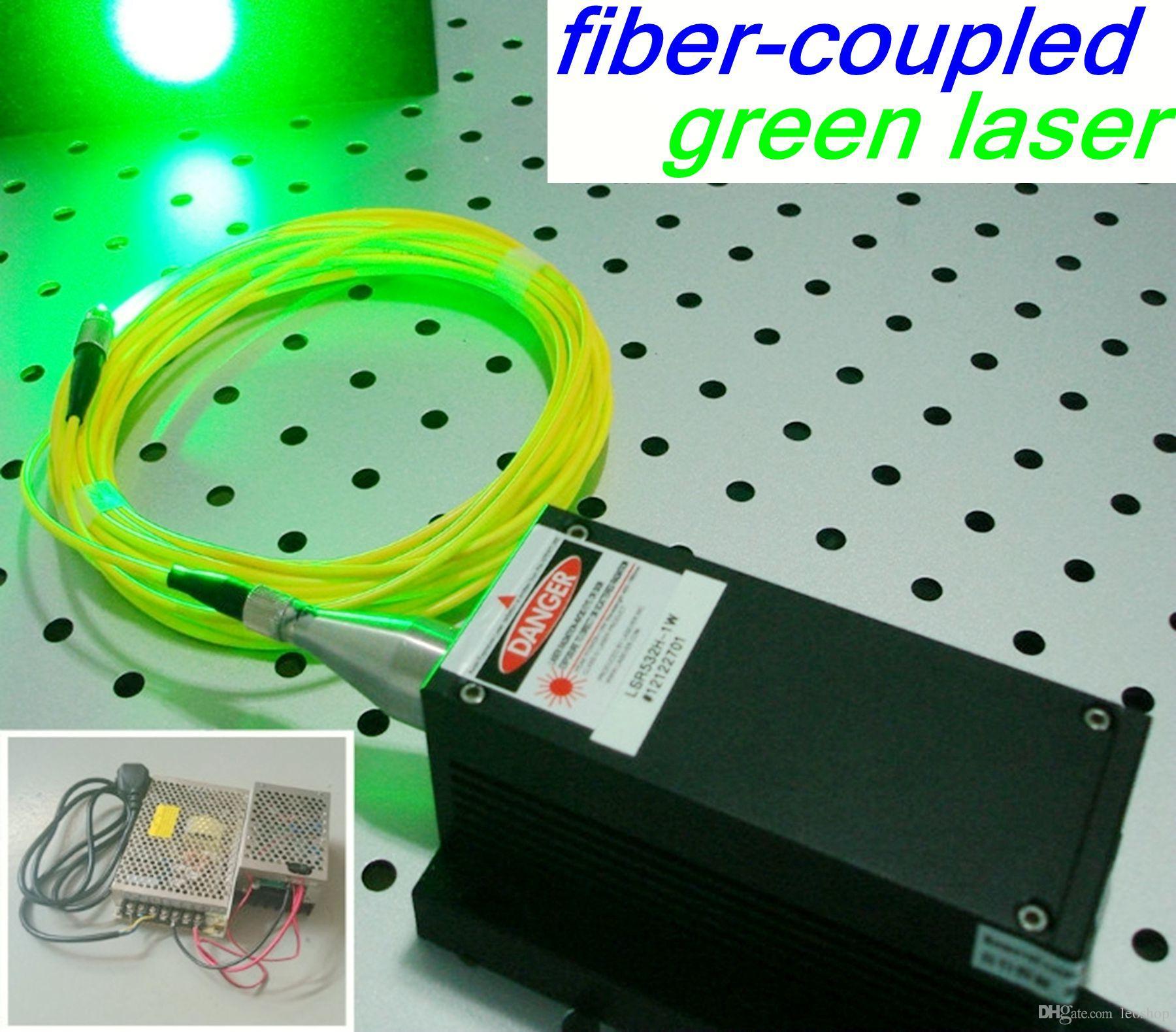 532 Nm Laser Fiber Coupled