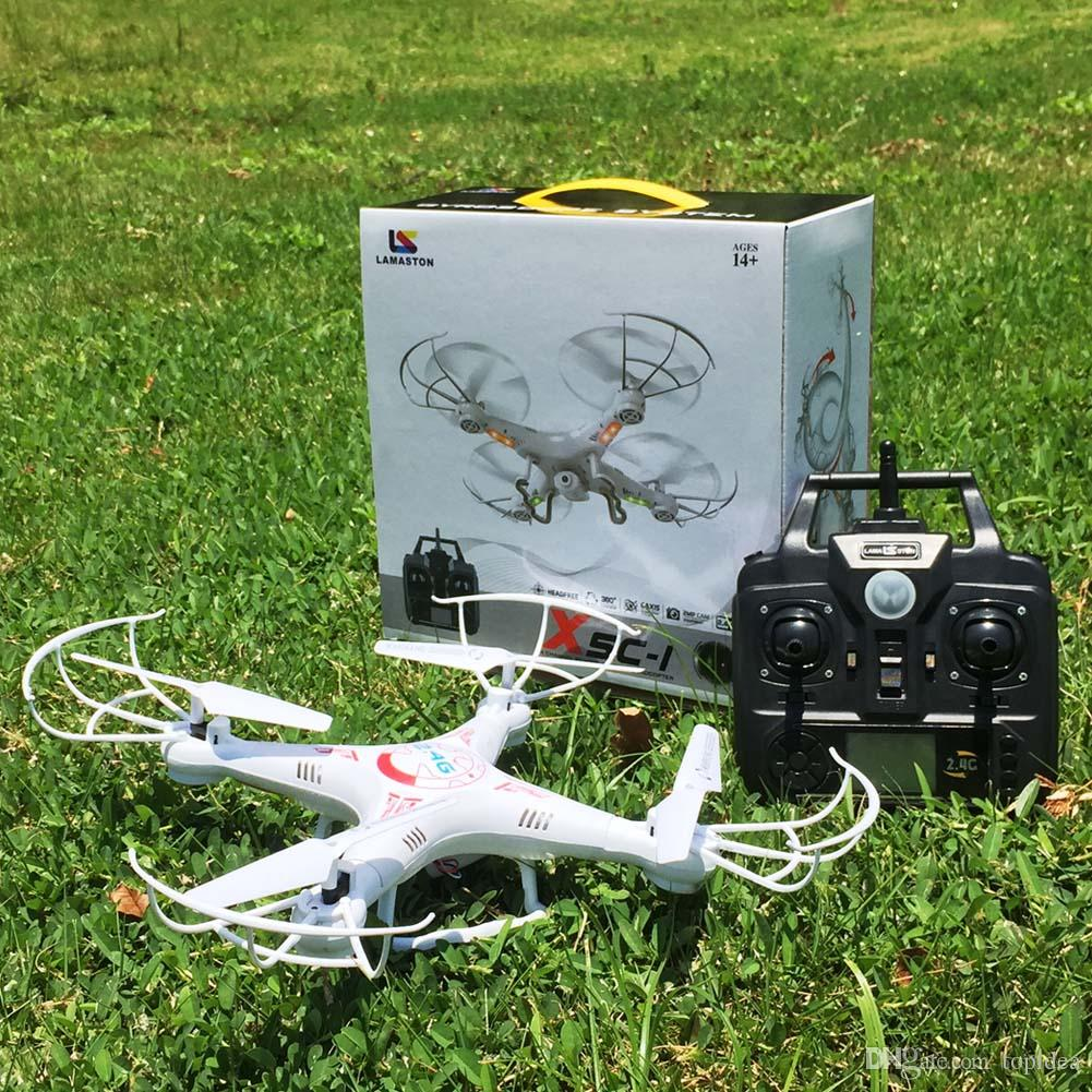 X5c 1 Rc Drone Helicopter Quadcopter With Hd Camera 2.4g 6 ...