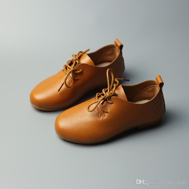 Toddler Boy Casual Dress Shoes