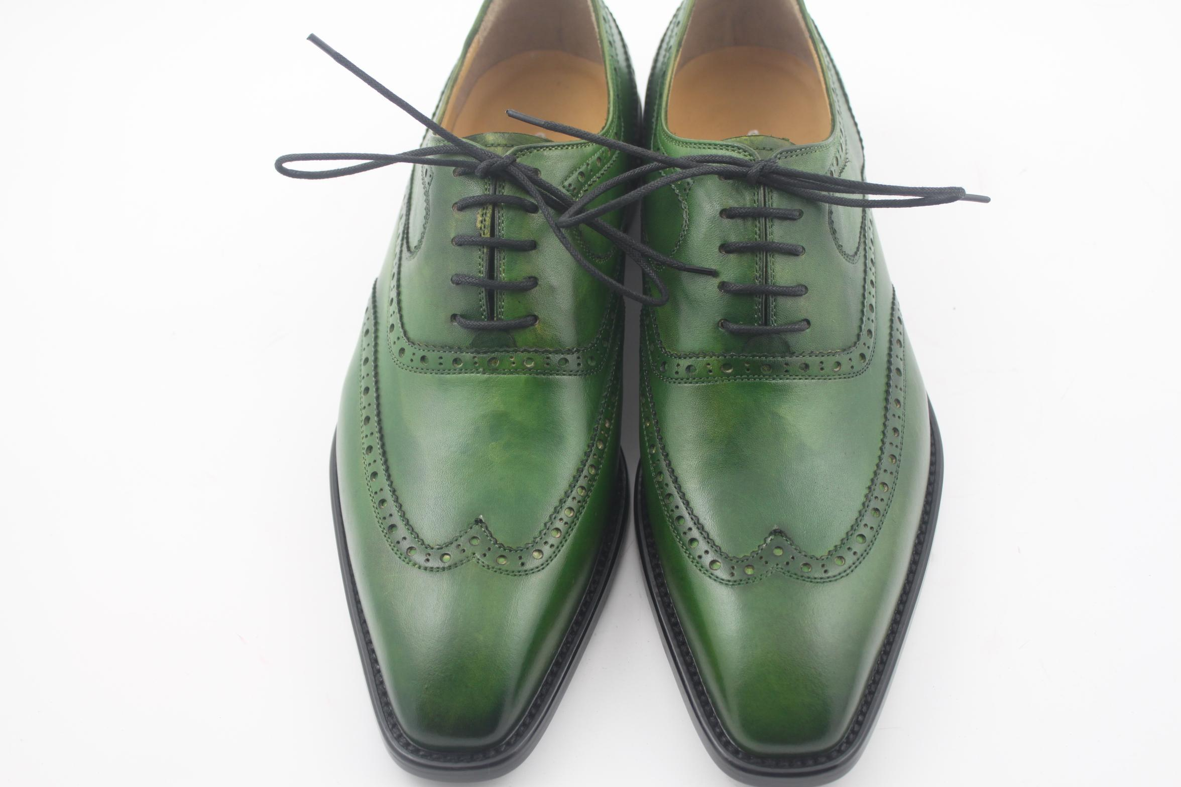 Types Of Leather Dress Shoes
