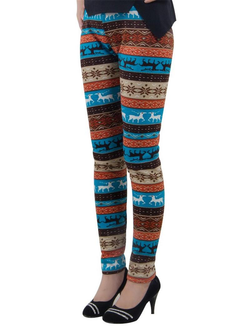 T240 Top Selling Brand New Warm Leggings with Many Patterns High ...