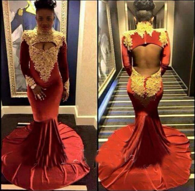 African Evening Dresses Designs