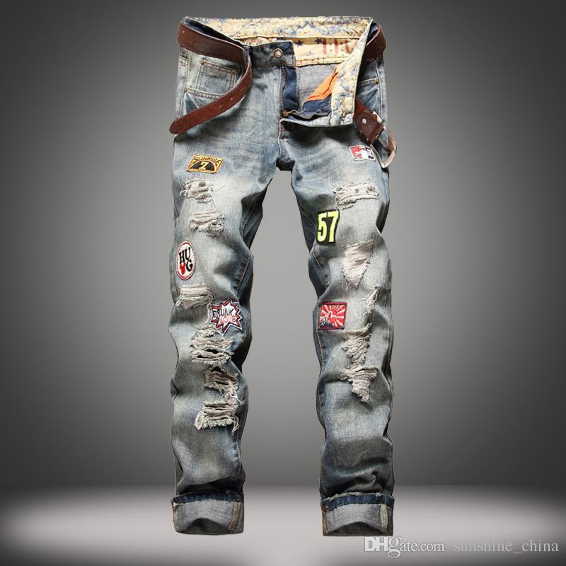 Buy Cheap Men's Jeans For Big Save, Men Slim Straight ...